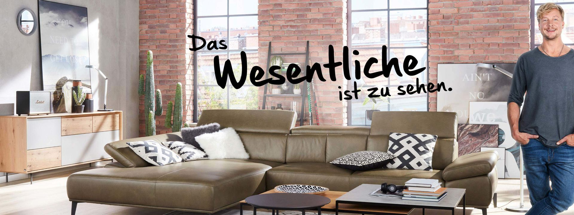 Interliving Samu Haber Sofa serie 4002 HF Highlight Key