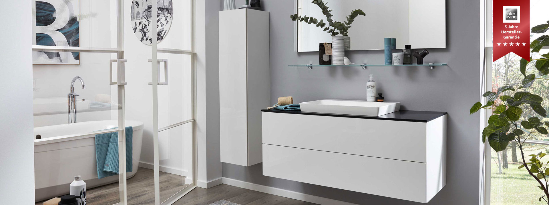 Interliving badezimmer serie 3701 HF Highlight 1