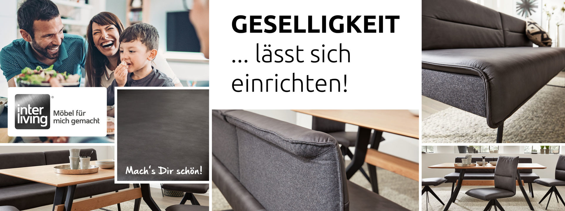 Interliving Esszimmer 5502 Zuhause Kampagne Geselligkeit HF Highlight 16 6