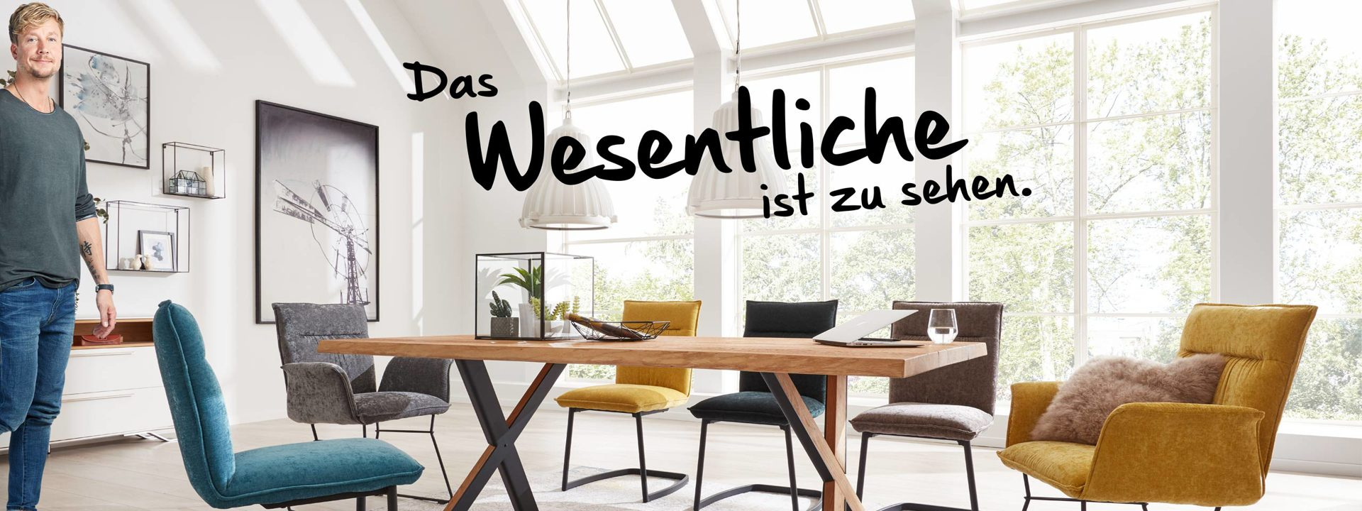 Interliving Esszimmer Serie 5106 Samu Haber2020 HF Highlight16 6
