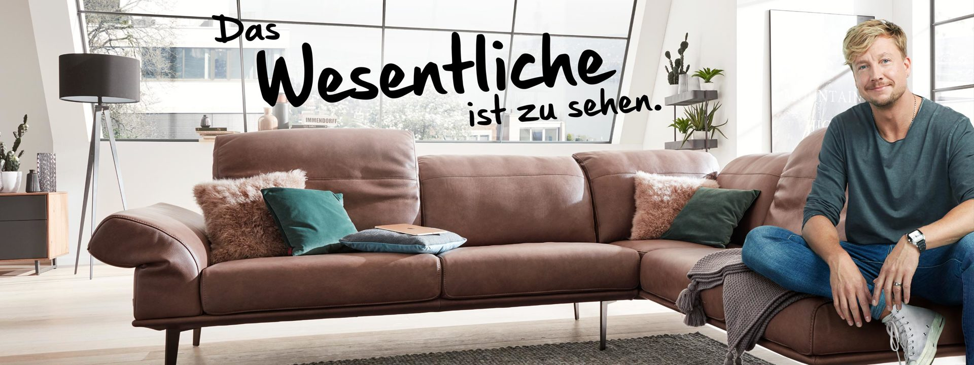 Interliving Sofa Serie 4003 Samu Haber2020 HF Highlight16 6