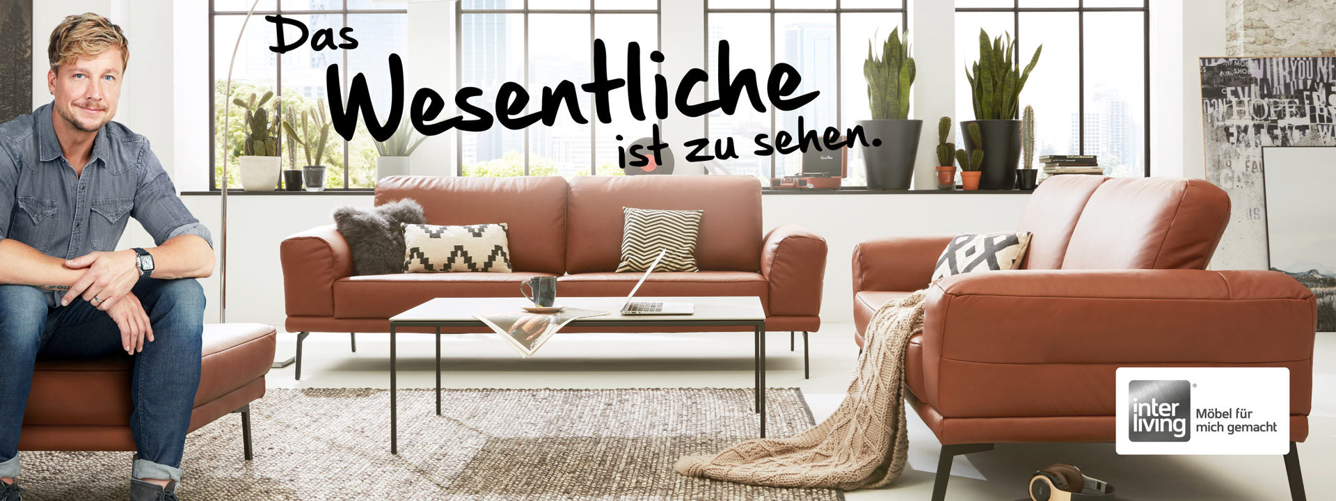 VME Interliving Online Kampagne 2020 Milieu Office Sofa4102 Quer16 6