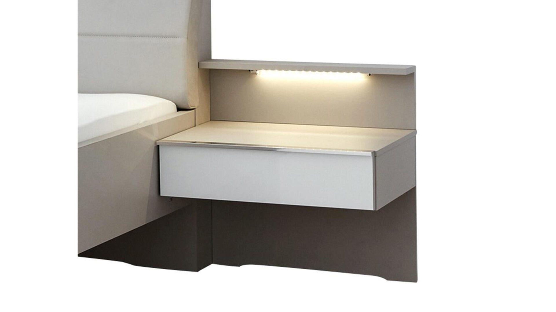 Interliving Schlafzimmer Serie 1009 Hänge Nachtkonsolen Set