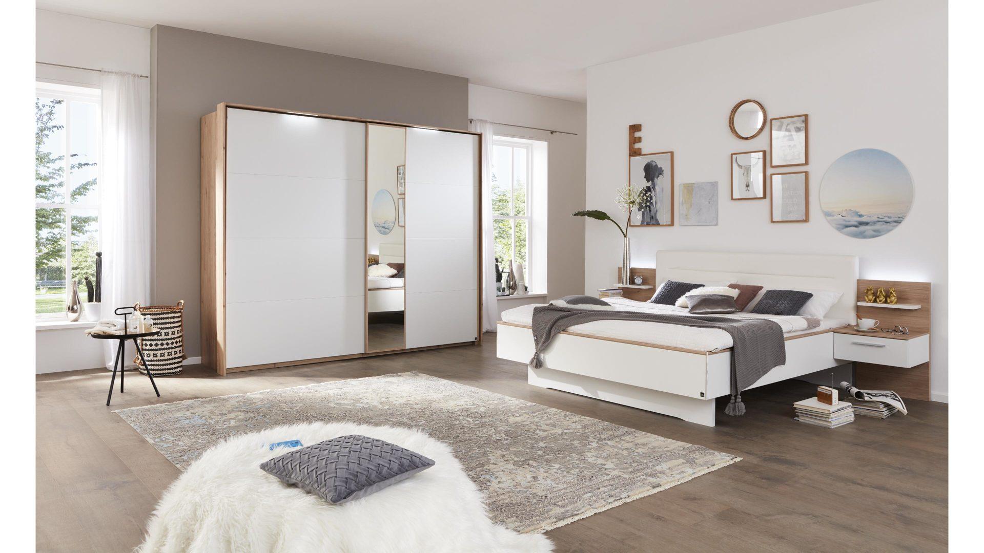 Interliving Schlafzimmer Serie 1011 – Schlafzimmerkombination