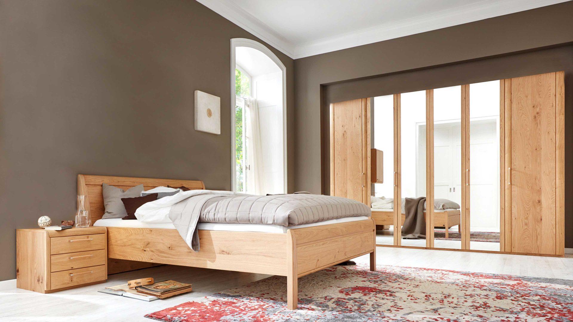 Interliving Schlafzimmer Serie 1001 Komplettzimmer